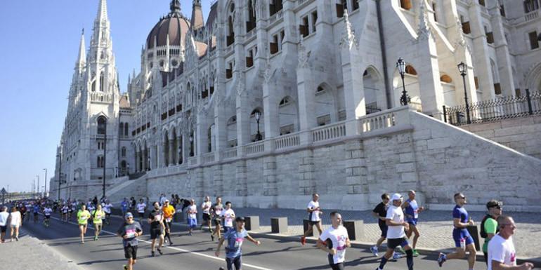 Budapest 10 KM slide