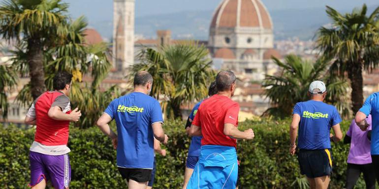 Florence Marathon slide