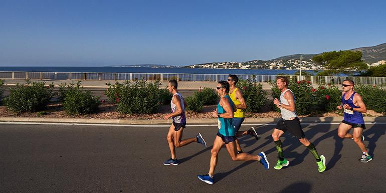 Palma Half Marathon slide