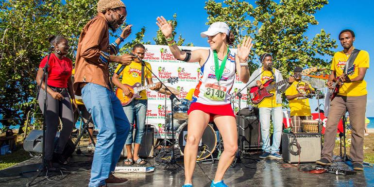 Reggae Marathon slide