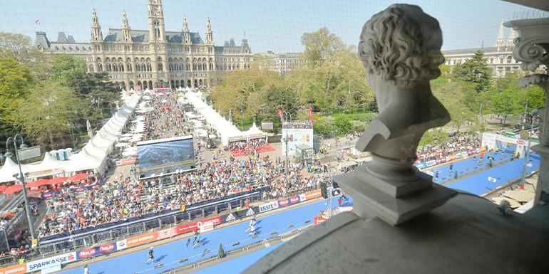 Vienna Half Marathon slide