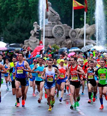 Madrid Half Marathon