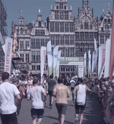 Port of Antwerp Night Half Marathon