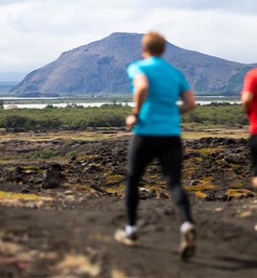 Iceland Volcano Marathon