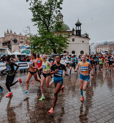 Krakow Marathon