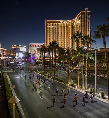 Las Vegas Half Marathon