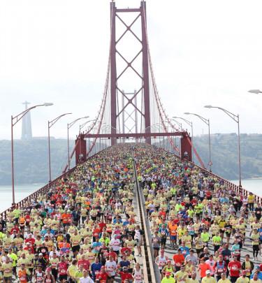 Luso Lissabon Halve Marathon