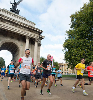 London Royal Parks Half Marathon