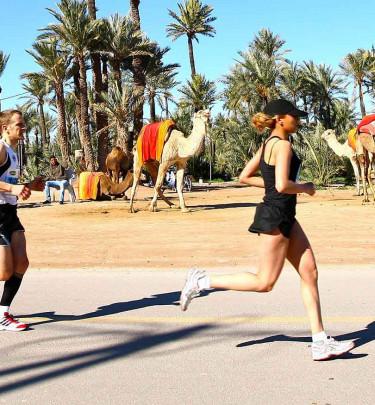 Marrakech Marathon